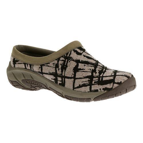 Womens Merrell Encore Etch Casual Shoe - Plum 9.5
