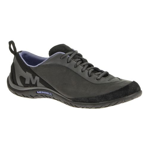 Womens Merrell Enlighten Shine Casual Shoe - Black/Black 6