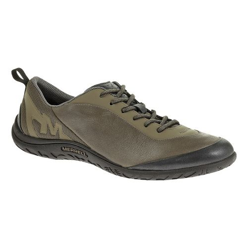 Womens Merrell Enlighten Shine Casual Shoe - Black/Silver 10.5