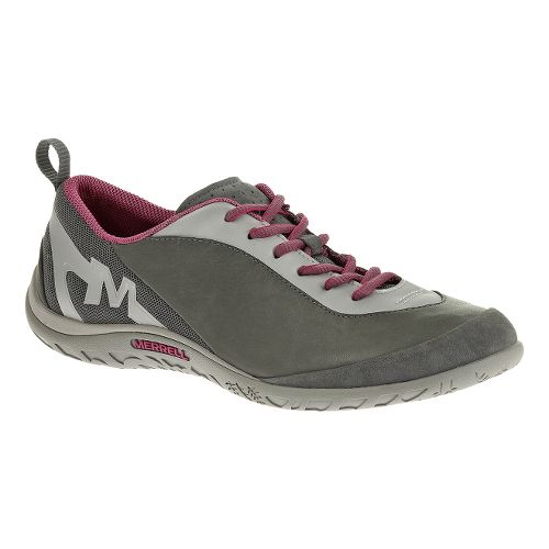 Womens Merrell Enlighten Shine Casual Shoe - Castlerock 6