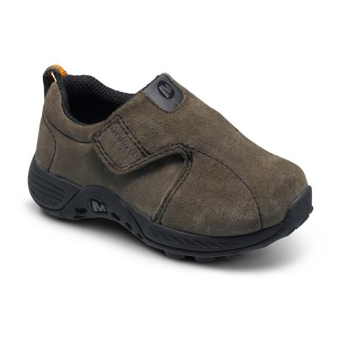 Kids Merrell Boys Jungle Moc Sport A/C Casual Shoe - Gunsmoke 5.5C