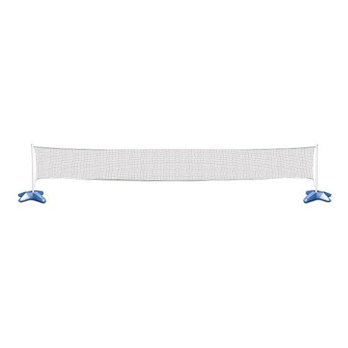 Poolmaster Across Pool Volleyball Game - White/Blue