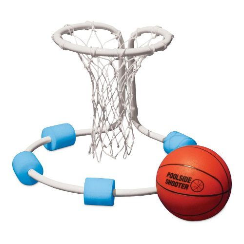 Poolmaster All Pro Water Basketball Game - Blue/White