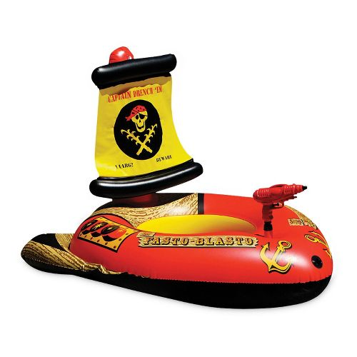 Poolmaster�Pirate Ship with Action Squirter