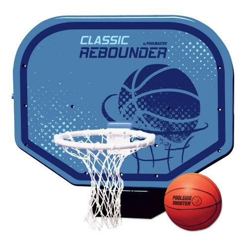 Poolmaster Classic Pro Poolside Basketball Game - Blue