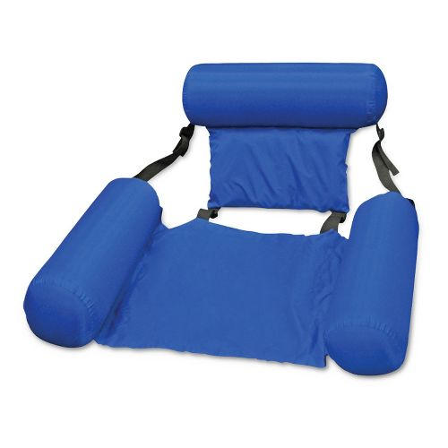 Poolmaster Water Chair Lounger - Blue
