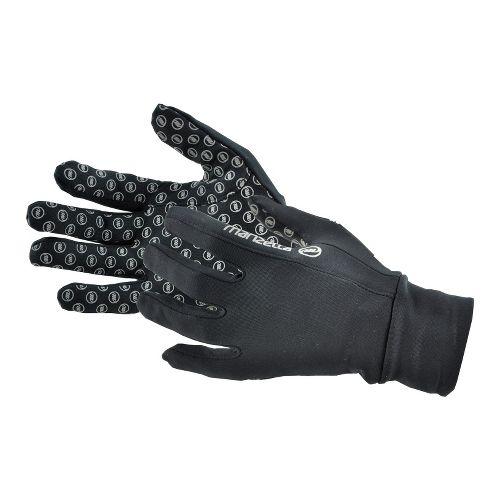 Mens Manzella Vapor Gloves Handwear - Black M/L