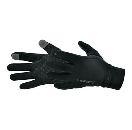 Mens Manzella Power Stretch Touch Tip Glove Handwear