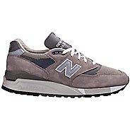 Mens New Balance M 998 GR Classic Running Shoe - null 11