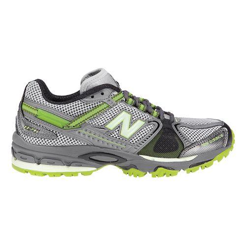 Womens New Balance 876 Trail Running Shoe - Grey/Green 8