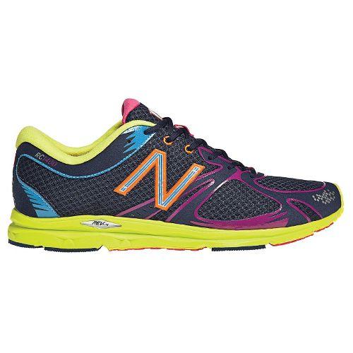 Mens New Balance 1400 Running Shoe - Navy/Yellow 8