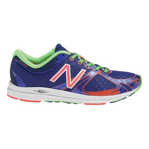 Womens New Balance 1400 Running Shoe - Azurite 6