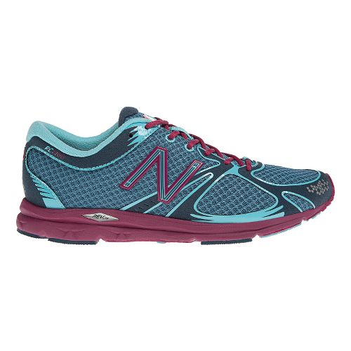 Womens New Balance 1400 Running Shoe - Purple/Blue 9.5