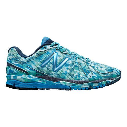 Womens New Balance 890v2 Running Shoe - Camo 7