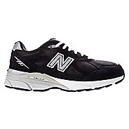 Womens New Balance 990v3 Running Shoe - Black 12