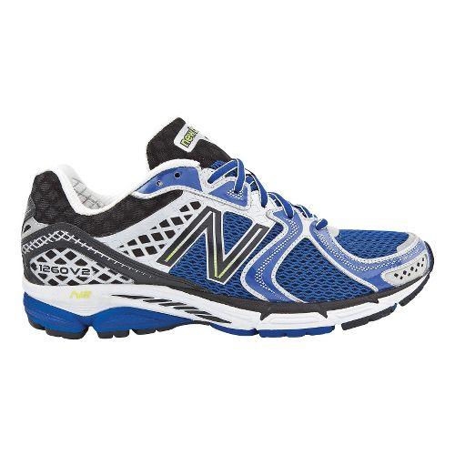 Mens New Balance 1260v2 Running Shoe - Blue 8