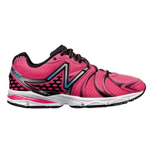 Womens New Balance 870v2 Running Shoe - Pink 8