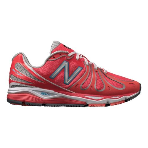 Womens New Balance 890v3 Running Shoe - Pink 10