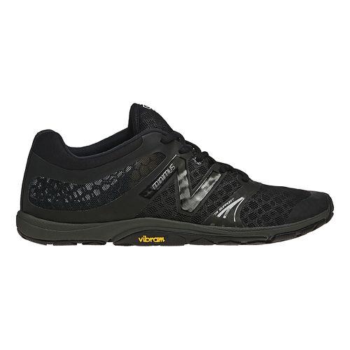 Mens New Balance Minimus 20v3 Trainer Cross Training Shoe - Black 9.5
