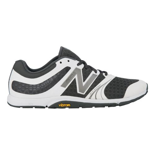 Mens New Balance Minimus 20v3 Trainer Cross Training Shoe - Grey/White 13