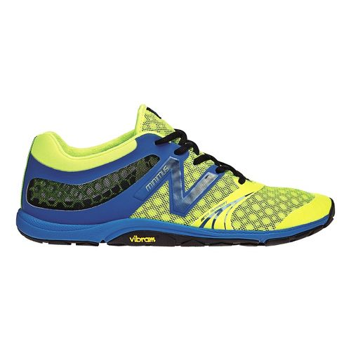Mens New Balance Minimus 20v3 Trainer Cross Training Shoe - Hi-Viz Yellow 12