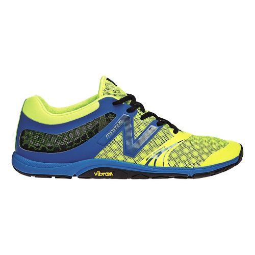 Mens New Balance Minimus 20v3 Trainer Cross Training Shoe - Hi-Viz Yellow 9