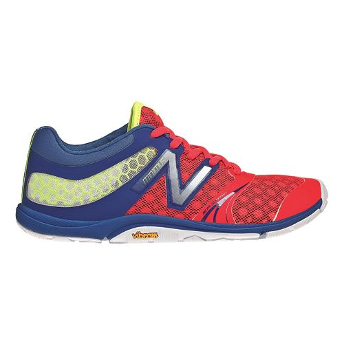 Womens New Balance Minimus 20v3 Trainer Cross Training Shoe - Pink 7.5