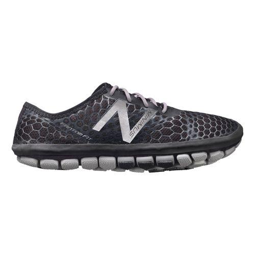 Mens New Balance Minimus Hi-Rez Running Shoe - Black 9