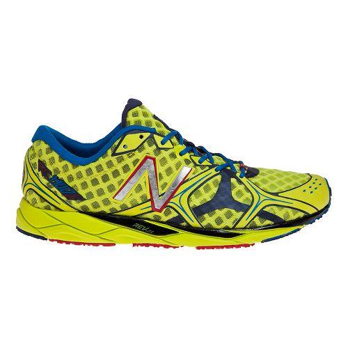 Mens New Balance 1400v2 Running Shoe - Sulpher Spring 12.5
