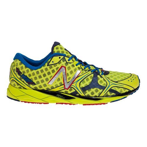 Mens New Balance 1400v2 Running Shoe - Sulpher Spring 4.5