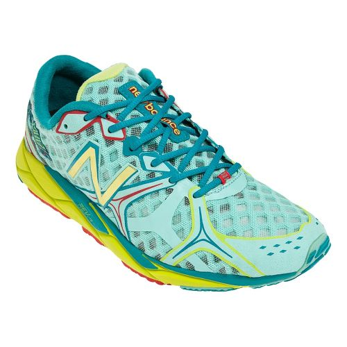 Womens New Balance 1400v2 Running Shoe - Aruba Blue 9