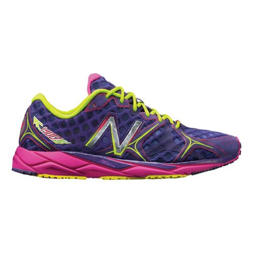 Womens New Balance 1400v2 Running Shoe - Purple/Pink 7.5