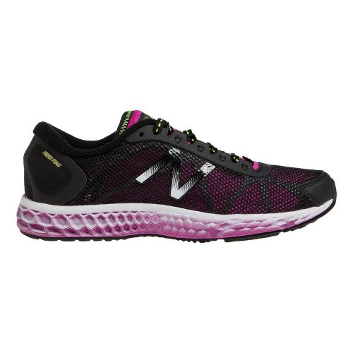 Womens New Balance Fresh Foam 822 Trainer Cross Training Shoe - Black/Pink 7.5