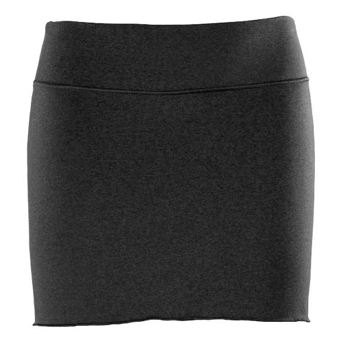 Womens New Balance Arise Skort Fitness Skirts - Black/Heather S