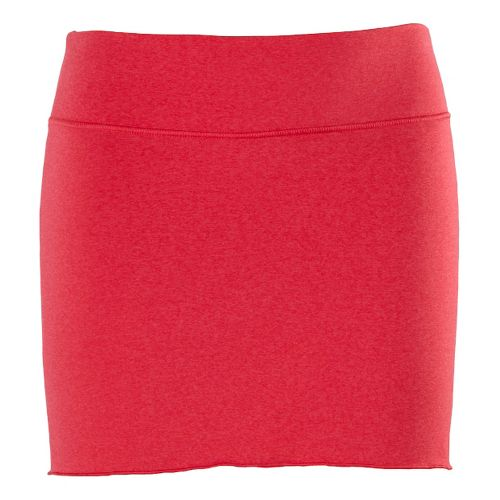 Womens New Balance Arise Skort Fitness Skirts - Dark Pink L