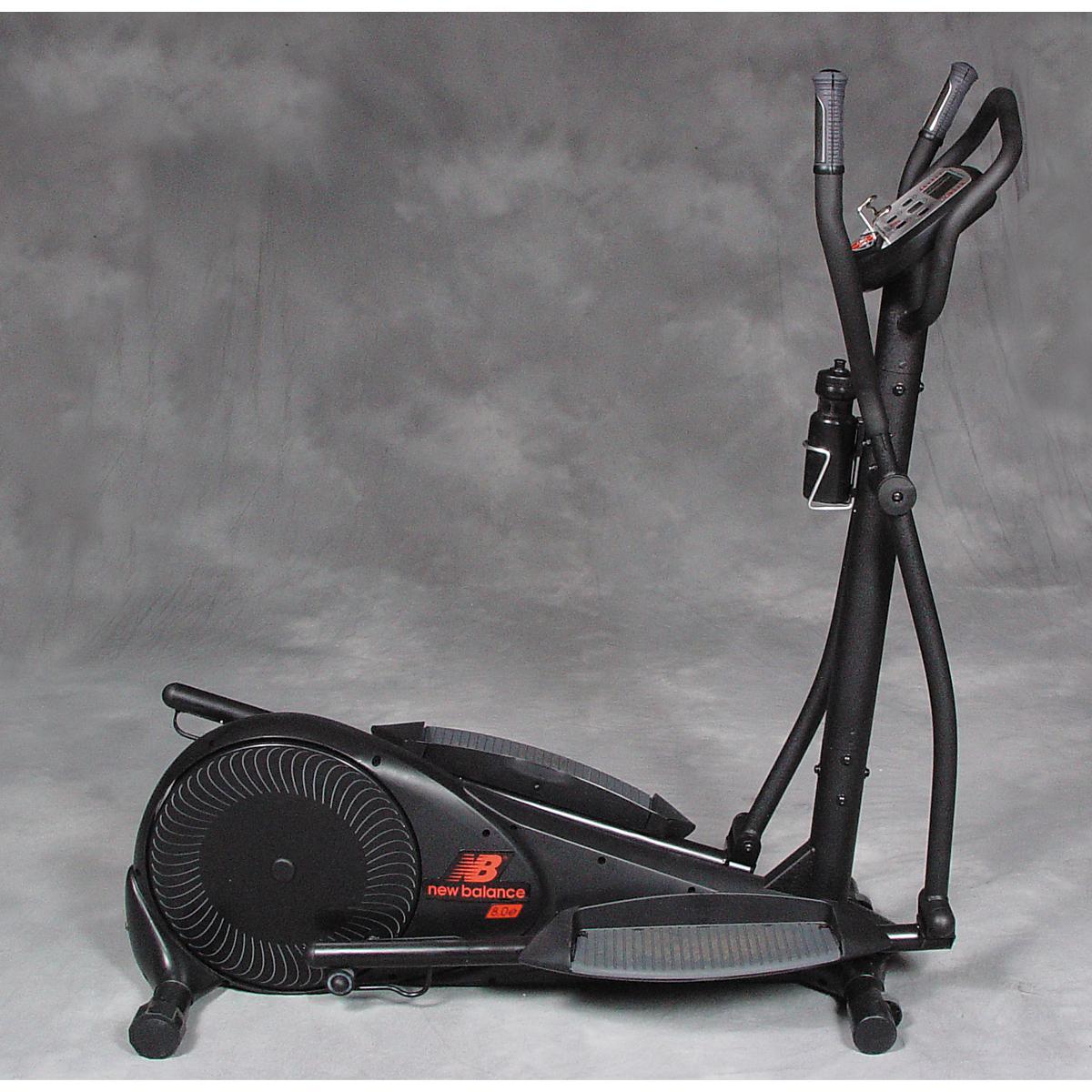New Balance 8.0e Elliptical Trainer Fitness Equipment At