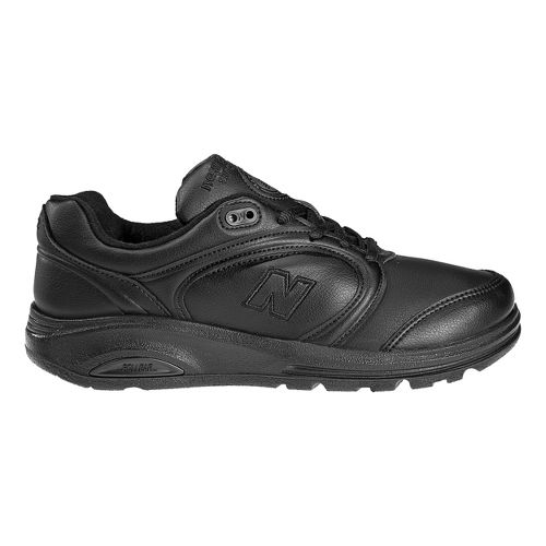 Womens New Balance 812 Walking Shoe - Black 9.5