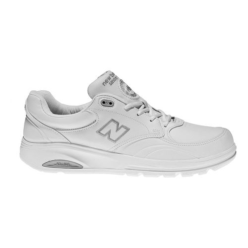 Mens New Balance 812 Walking Shoe - White 15