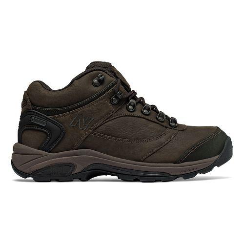 Mens New Balance 978 Walking Shoe - Brown 7.5