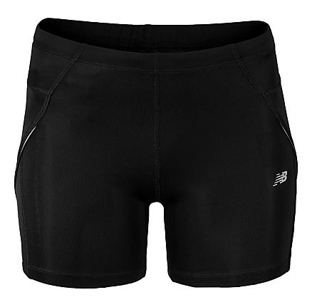 Womens New Balance Go to Short Unlined Shorts