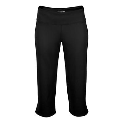 Womens New Balance Fitness Capri Fitted Tights