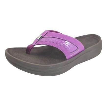 Womens New Balance Revive Thong Sandals Shoe
