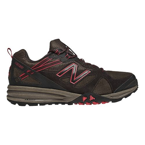 Mens New Balance 689 Trail Running Shoe - Brown 10.5