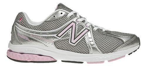Womens New Balance 665 Walking Shoe - Komen Pink 5