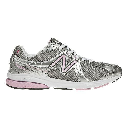 Womens New Balance 665 Walking Shoe - Komen Pink 8