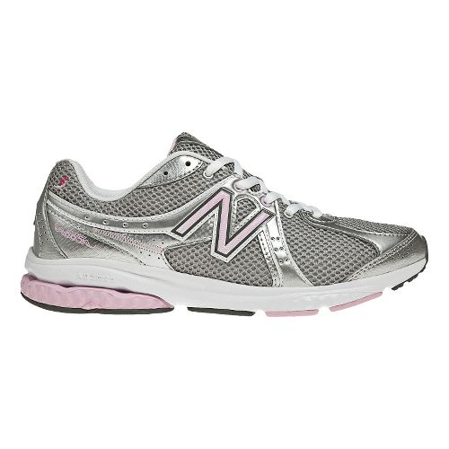 Womens New Balance 665 Walking Shoe - Komen Pink 8