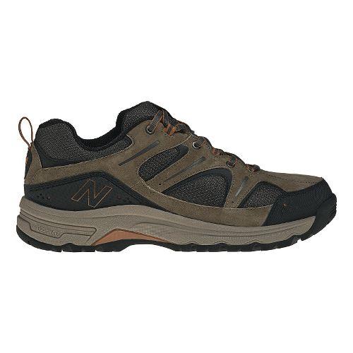 Mens New Balance 759 Walking Shoe - Brown 10.5