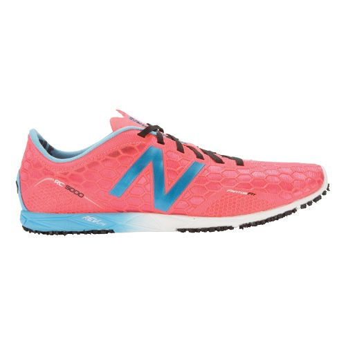 Womens New Balance 5000 Running Shoe - Pink/Blue 9
