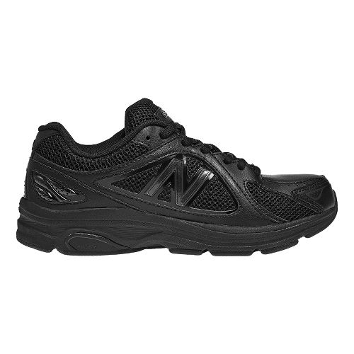 Womens New Balance 847 Walking Shoe - Black 10.5