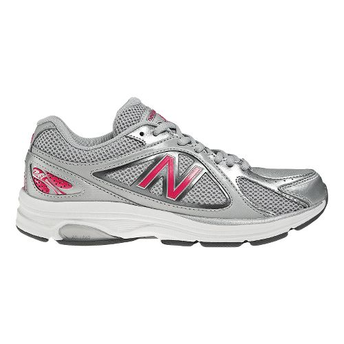 Womens New Balance 847 Walking Shoe - Komen Pink 5